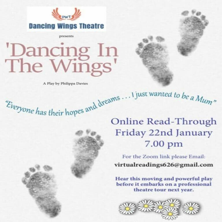 'Dancing in the Wings'